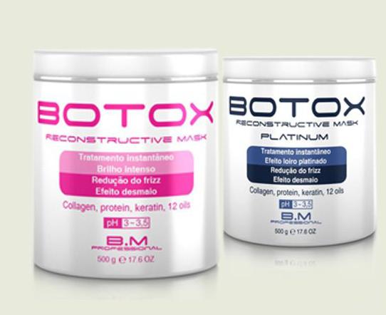 BM Hair Botox Treatments